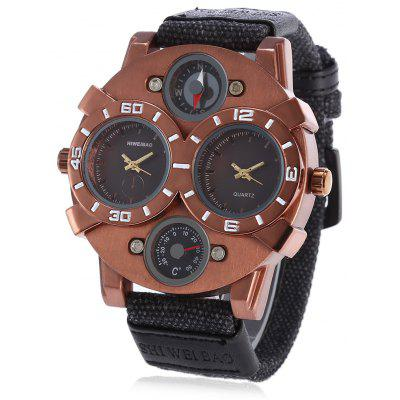 SHI WEI BAO J1109 Men Dual Quartz Watch