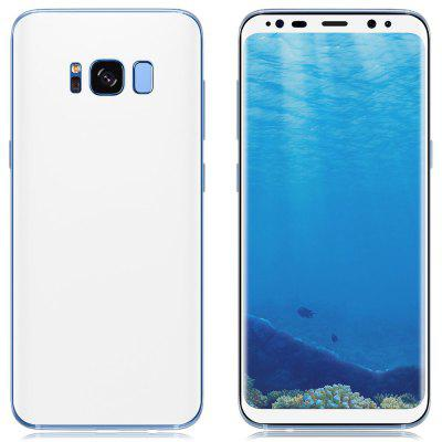 Angibabe 3D Protective Film KitSamsung S Series<br>Angibabe 3D Protective Film Kit<br><br>Brand: Angibabe<br>Compatible with: Samsung Galaxy S8 Plus<br>Features: Ultra thin, High-definition, High Transparency, High sensitivity, Anti-oil, Anti scratch, Anti fingerprint<br>Material: PET<br>Package Contents: 1 x Screen Film, 1 x Back Cover Film, 1 x Wet Wipes, 1 x Dry Wipes<br>Package size (L x W x H): 19.00 x 10.50 x 1.70 cm / 7.48 x 4.13 x 0.67 inches<br>Package weight: 0.0650 kg<br>Product Size(L x W x H): 15.50 x 7.20 x 0.01 cm / 6.1 x 2.83 x 0 inches<br>Product weight: 0.0070 kg<br>Thickness: 0.1mm<br>Type: Screen Protector