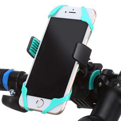 Rotatable Universal Bicycle Handlebar Mobile Phone Holder