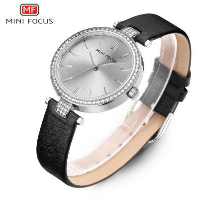 MINIFOCUS MF0039L Rhinestone Female Quartz Watch
