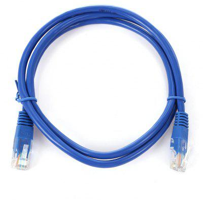Cablul de patch-uri Ethernet CAT5E 1M