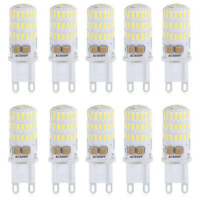 10PCS 4W G9 46SMD 4014 JTFL201 - ly LED Corn Lights