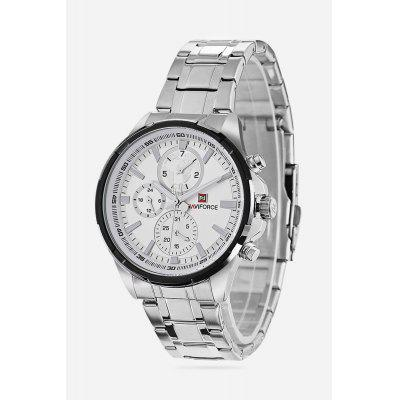 NAVIFORCE 9089 Male Quartz Watch