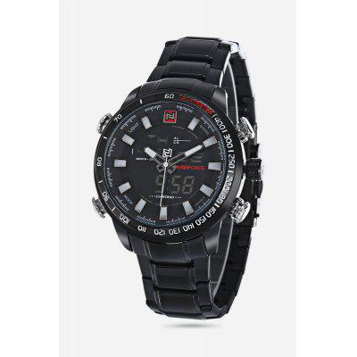 NAVIFORCE 9093 Men Dual Movt Watch