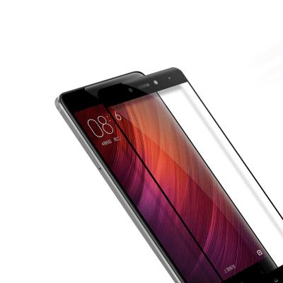 Luanke Full Cover Screen ProtectorScreen Protectors<br>Luanke Full Cover Screen Protector<br><br>Brand: Luanke<br>Compatible Model: Redmi Note 4<br>Features: Ultra thin, High-definition, High Transparency, High sensitivity, Anti-oil, Anti scratch, Anti fingerprint<br>Mainly Compatible with: Xiaomi<br>Material: Tempered Glass<br>Package Contents: 1 x Screen Film, 1 x Dust Remover, 1 x Wet Wipes, 1 x Dry Wipes<br>Package size (L x W x H): 20.00 x 13.00 x 2.00 cm / 7.87 x 5.12 x 0.79 inches<br>Package weight: 0.1130 kg<br>Product weight: 0.0100 kg<br>Surface Hardness: 9H<br>Thickness: 0.26mm<br>Type: Screen Protector