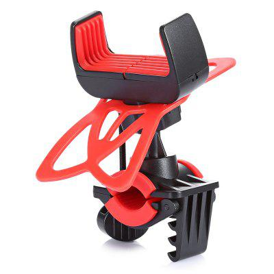 Rotatable Universal Bicycle Handlebar Mobile Phone HolderBike Holder<br>Rotatable Universal Bicycle Handlebar Mobile Phone Holder<br><br>Installation location: Handlebar<br>Package Contents: 1 x Mobile Phone Holder, 1 x Bracket, 1 x Rubber Fixed Belt<br>Package Size(L x W x H): 13.00 x 7.00 x 12.00 cm / 5.12 x 2.76 x 4.72 inches<br>Package weight: 0.1350 kg<br>Product Size(L x W x H): 6.70 x 3.00 x 5.50 cm / 2.64 x 1.18 x 2.17 inches<br>Product weight: 0.0730 kg