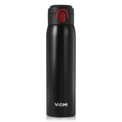 VIOMI 460ml Vacuum Insulated MugWater Cup &amp; Bottle<br>VIOMI 460ml Vacuum Insulated Mug<br><br>Package Contents: 1 x Cup<br>Package size (L x W x H): 6.50 x 6.50 x 24.00 cm / 2.56 x 2.56 x 9.45 inches<br>Package weight: 0.3980 kg<br>Product size (L x W x H): 6.30 x 6.30 x 22.00 cm / 2.48 x 2.48 x 8.66 inches<br>Product weight: 0.3040 kg