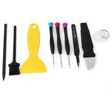 JIAFA JF - 876 9PCS Mobile Phone Repairing Tools
