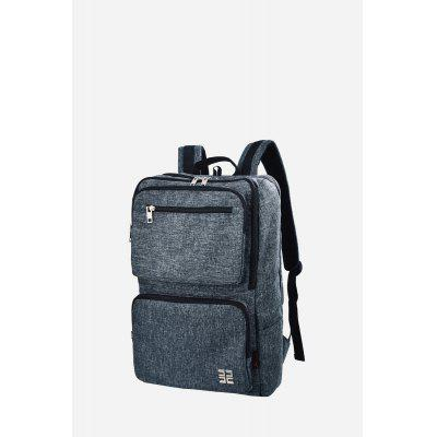 Buy BLUE Douguyan 15.6 inch Laptop Bag Backpack for $30.99 in GearBest store
