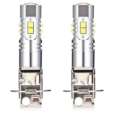 2pcs H3 - XBD - 50W H3 10 LED Fog Light Car Lamp