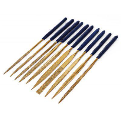 Gold Plating File Tools