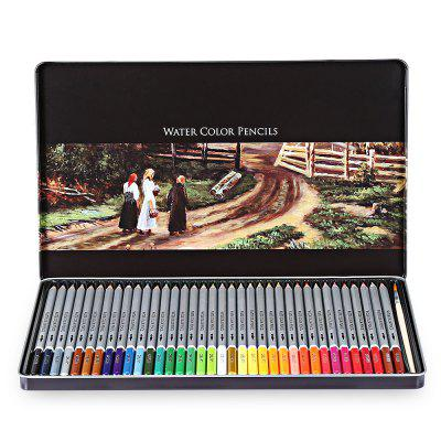 Deli 6522 36PCS Water Color Pencil Painting Supplies