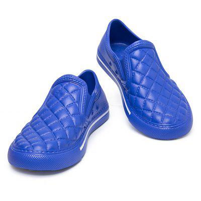 PU Slip-on Casual Shoes