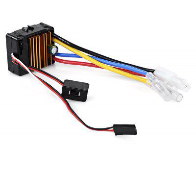 60A Brushed ESC with 5V 2A Switch-mode BEC