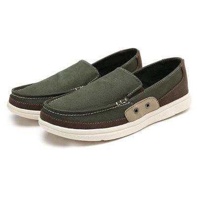 Slip-on Canvas Chaussures