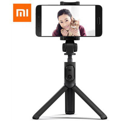 Xiaomi Selfie Stick Bluetooth Remote Shutter Tripod Holder в магазине GearBest