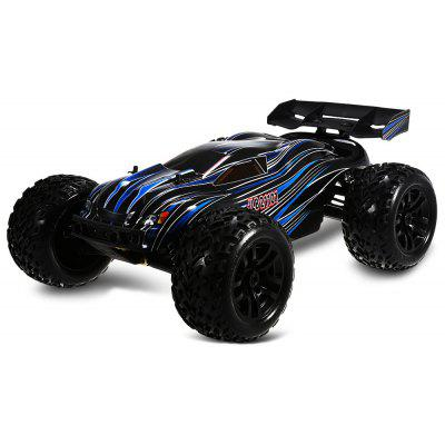 JLB Racing 21101 1:10 4WD RC Off-road Truck - RTR hsp rc car 1 8 nitro power remote control car 94862 4wd off road rally short course truck rtr similar redcat himoto racing