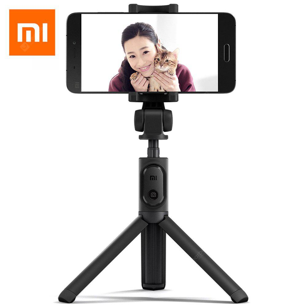 Xiaomi Selfie Stick Bluetooth Remote Shutter Tripod Holder - BLACK