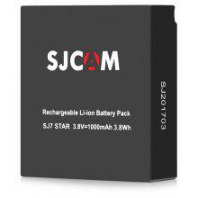 SJCAM 1000mAh Backup Li-ion-batteri