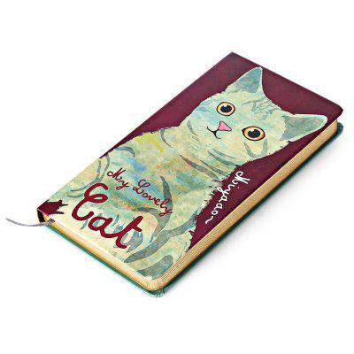 Deli Y48128 - 02 Diary Book Notebook School
