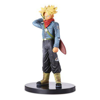 Action Figure ABS + PVC Model Toy - 6.89 inch free shipping 8 one piece anime 20th anniversary brook boxed 21cm pvc action figure collection model doll toy gift