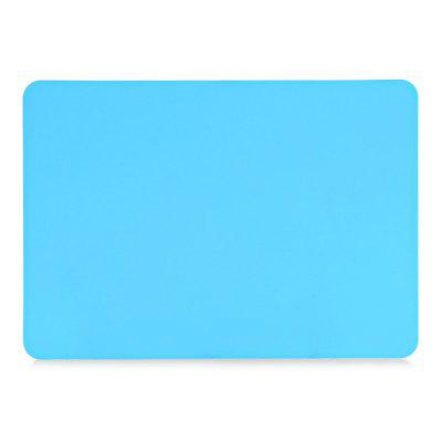 Deli 9351 Plastic Mimeo PlateOther Supplies<br>Deli 9351 Plastic Mimeo Plate<br><br>Brand: Deli<br>Color: Blue<br>Material: PP<br>Model: 9351<br>Package Contents: 1 x Receipt Pad<br>Package size (L x W x H): 18.00 x 13.00 x 1.50 cm / 7.09 x 5.12 x 0.59 inches<br>Package weight: 0.0250 kg<br>Product size (L x W x H): 17.00 x 12.00 x 0.07 cm / 6.69 x 4.72 x 0.03 inches<br>Product weight: 0.0150 kg