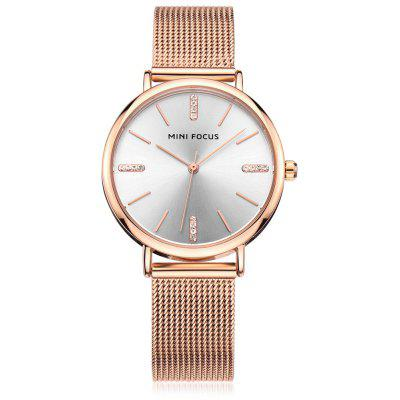 MINIFOCUS MF0036L Quartz Watch for Women