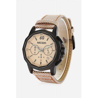 MEGIR 2033 Casual Men Quartz Watch