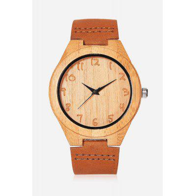 BOSNI BSN003 Wooden Quartz Watch