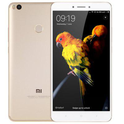 Xiaomi Mi Max 2 4G Phablet - INTERNATIONAL VERSION 4GB RAM 128GB ROM GOLDEN