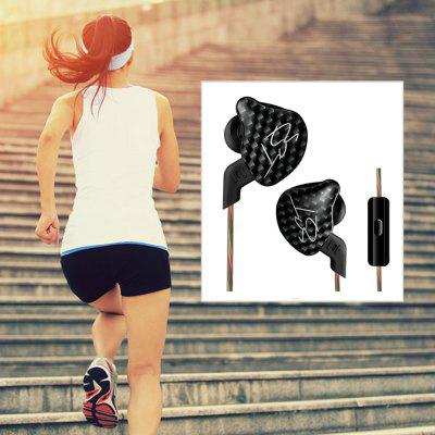 Фото KZ ZST Dynamic HiFi Bass Music Sport In Ear Stereo Earphones. Купить в РФ