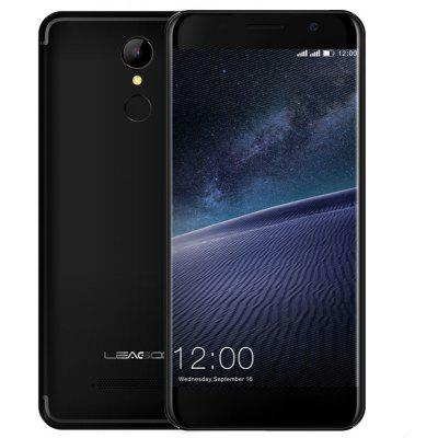 Buy BLACK Leagoo M5 Edge 4G Smartphone for $82.99 in GearBest store