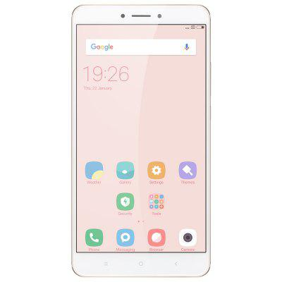 Xiaomi Mi Max 2 4G PhabletCell phones<br>Xiaomi Mi Max 2 4G Phablet<br><br>2G: GSM B2/B3/B5/B8<br>3G: WCDMA B1/B2/B5/B8<br>4G: FDD-LTE B1/B3/B5/B7/B8<br>Additional Features: Calculator, Browser, Bluetooth, Alarm, 4G, 3G, People, Calendar, Fingerprint recognition, Fingerprint Unlocking, GPS, MP3, MP4, Wi-Fi<br>Auto Focus: Yes<br>Back camera: with flash light and AF, 12.0MP<br>Battery Capacity (mAh): 5300mAh(typ) / 5200mAh(min)<br>Battery Type: Non-removable<br>Bluetooth Version: Bluetooth V4.2<br>Brand: Xiaomi<br>Camera type: Dual cameras (one front one back)<br>CDMA: CDMA EVDO?BC0,CDMA: BC0<br>Cell Phone: 1<br>Cores: Octa Core, 2.0GHz<br>CPU: Qualcomm Snapdragon 625 (MSM8953)<br>E-book format: TXT<br>External Memory: TF card up to 128GB (not included)<br>Flashlight: Yes<br>Front camera: 5.0MP<br>Games: Android APK<br>Google Play Store: Yes<br>GPU: Adreno 506<br>I/O Interface: Type-C, Micophone, 3.5mm Audio Out Port, Speaker, TF/Micro SD Card Slot, 1 x Micro SIM Card Slot, 1 x Nano SIM Card Slot<br>Language: Multi language<br>Music format: MP3, WAV<br>Network type: GSM+CDMA+WCDMA+TD-SCDMA+FDD-LTE+TD-LTE<br>OS: Android 7.0<br>Package size: 30.00 x 25.00 x 4.80 cm / 11.81 x 9.84 x 1.89 inches<br>Package weight: 0.4495 kg<br>Picture format: GIF, BMP, PNG, JPEG<br>Power Adapter: 1<br>Product size: 17.41 x 8.87 x 0.76 cm / 6.85 x 3.49 x 0.3 inches<br>Product weight: 0.2110 kg<br>RAM: 4GB RAM<br>ROM: 64GB<br>Screen resolution: 1920 x 1080 (FHD)<br>Screen size: 6.44 inch<br>Screen type: Capacitive, IPS<br>Sensor: Accelerometer,Ambient Light Sensor,Gravity Sensor,Gyroscope,Hall Sensor,Infrared,Proximity Sensor<br>Service Provider: Unlocked<br>SIM Card Slot: Dual SIM, Dual Standby<br>SIM Card Type: Nano SIM Card, Micro SIM Card<br>SIM Needle: 1<br>TD-SCDMA: TD-SCDMA B34/B39<br>TDD/TD-LTE: TD-LTE B38/B39/B40/41<br>Touch Focus: Yes<br>Type: 4G Phablet<br>USB Cable: 1<br>Video format: MP4, WMV, H.265<br>Video recording: Yes<br>Wireless Connectivity: GSM, GPS, Bluetooth, LTE, A-GPS, 4G, 3G, 2.4GHz/5GHz WiFi