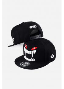 WuKe Monster Embroidered Hip-hop Hat