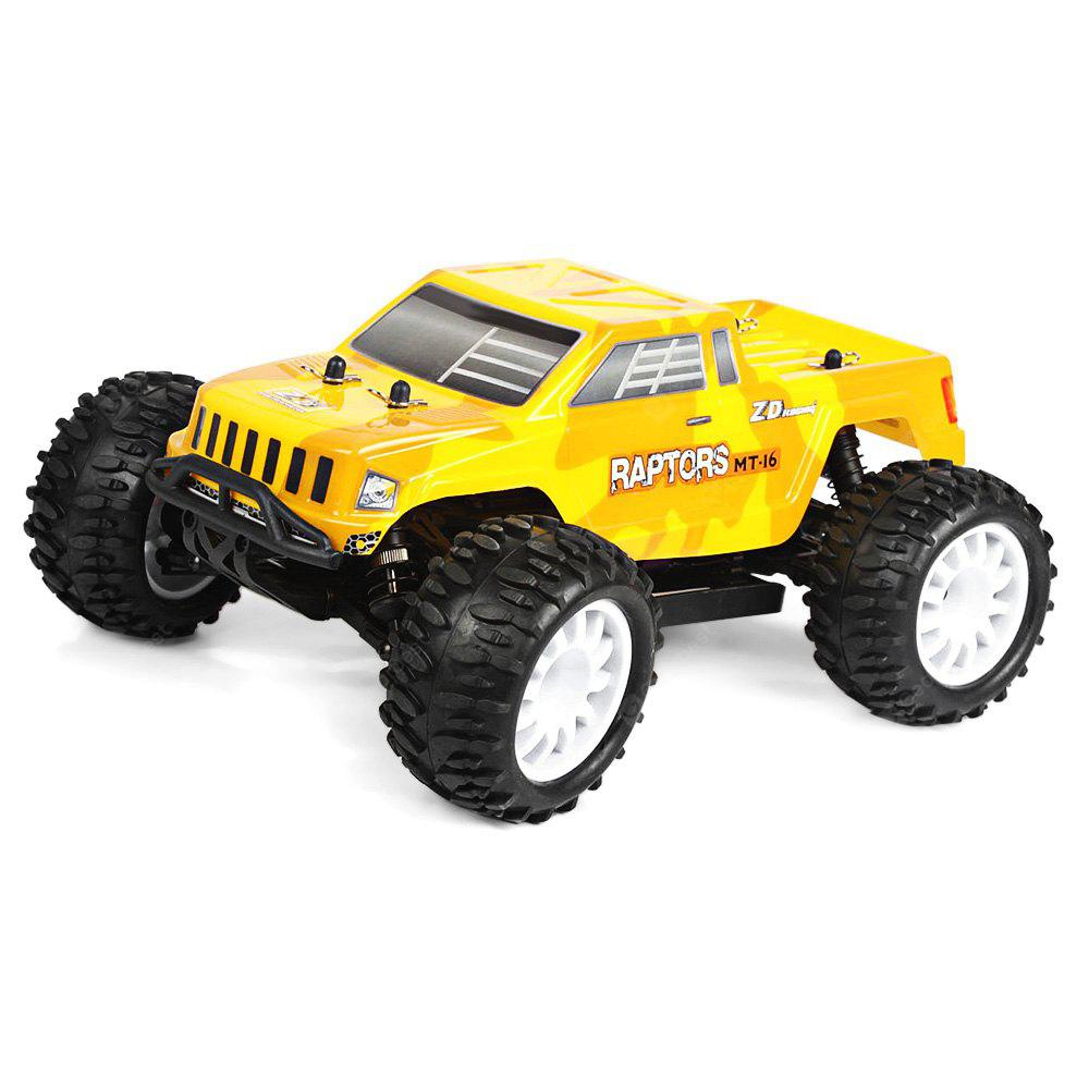 ZD Racing 9053 1:16 Brushless RC Monster Truck - RTR - $115.19 Free ...