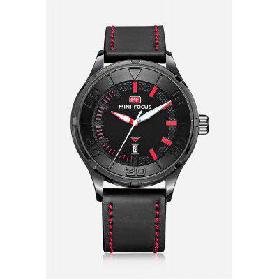 MINI FOCUS MF0008G Male Quartz Watch