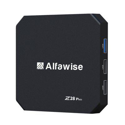Alfawise Z28 Pro RK3328 Cortex-A53 Smart TV Box