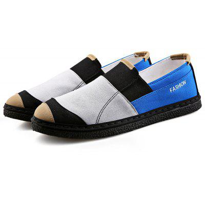Hombres Slip On Casual Shoes