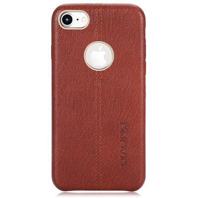 Buy QIALINO Back Cover for iPhone 7, BROWN, Mobile Phones, Apple Accessories, iPhone Accessories, iPhone Cases/Covers for $25.04 in GearBest store