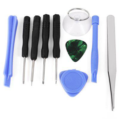 10PCS Portable Mobile Phone Disassemble Tools