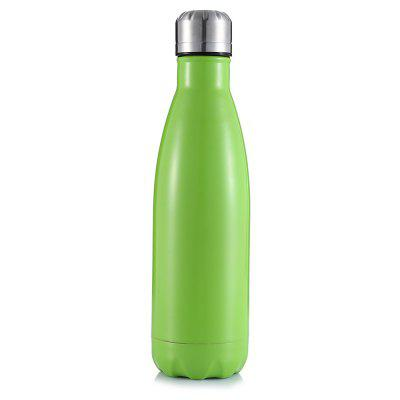 CTSmart 500mL Vacuum Stainless Steel Water Bottle