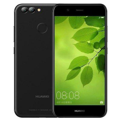 HUAWEI Nova 2 ( PIC-AL00 ) 4G Smartphone - INTERNATIONAL VERSION 64GB ROM BLACK