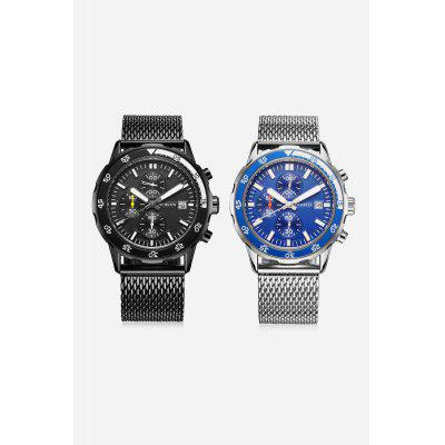 OCHSTIN 6044G Fashion Male Quartz Watch with Steel Mesh BandMens Watches<br>OCHSTIN 6044G Fashion Male Quartz Watch with Steel Mesh Band<br><br>Available Color: Black<br>Band material: Steel<br>Band size: 25.50 x 2.00cm / 10.04 x 0.78 inches<br>Brand: OCHSTIN<br>Case material: Alloy<br>Clasp type: Hook buckle<br>Dial size: 4.40 x 4.40 x 1.30 cm / 1.73 x 1.73 x 0.51 inches<br>Display type: Analog<br>Movement type: Quartz watch<br>Package Contents: 1 x OCHSTIN 6044G Male Quartz Watch, 1 x Box<br>Package size (L x W x H): 16.00 x 8.00 x 4.50 cm / 6.3 x 3.15 x 1.77 inches<br>Package weight: 0.2150 kg<br>Product size (L x W x H): 25.50 x 4.40 x 1.30 cm / 10.04 x 1.73 x 0.51 inches<br>Product weight: 0.1260 kg<br>Shape of the dial: Round<br>Watch style: Business<br>Watches categories: Male table