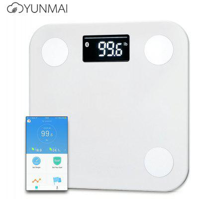 YUNMAI Mini Smart peser de graisse