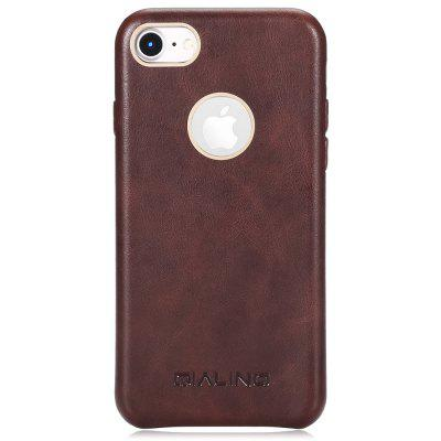 QIALINO Phone Case for iPhone 7iPhone Cases/Covers<br>QIALINO Phone Case for iPhone 7<br><br>Brand: QIALINO<br>Compatible for Apple: iPhone 7<br>Features: Back Cover, Anti-knock, Back Cover<br>Material: Cowhide, Cowhide<br>Package Contents: 1 x Phone Case , 1 x Phone Case<br>Package size (L x W x H): 19.00 x 14.00 x 3.30 cm / 7.48 x 5.51 x 1.3 inches, 19.00 x 14.00 x 3.30 cm / 7.48 x 5.51 x 1.3 inches<br>Package weight: 0.1600 kg, 0.1600 kg<br>Product size (L x W x H): 14.00 x 7.00 x 1.00 cm / 5.51 x 2.76 x 0.39 inches, 14.00 x 7.00 x 1.00 cm / 5.51 x 2.76 x 0.39 inches<br>Product weight: 0.0160 kg, 0.0160 kg<br>Style: Leather, Modern, Leather, Modern