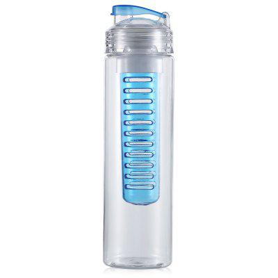 CTSmart Leakproof 800mL Water Bottle with Fruit Filter