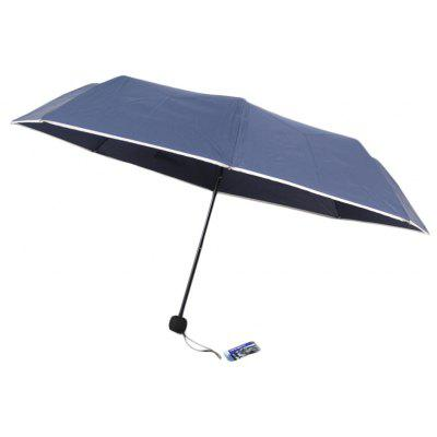 Buy PURPLISH BLUE rainscape 8003 Windproof Folding Umbrella for $13.14 in GearBest store