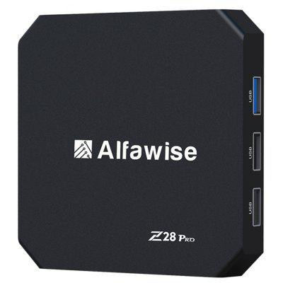 Alfawise Z28 Pro Smart TV Box Image