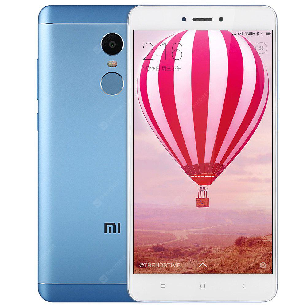 Xiaomi Redmi Note 4x 4 64gb Black 4g Phablet Rom 22142 Free Shipping