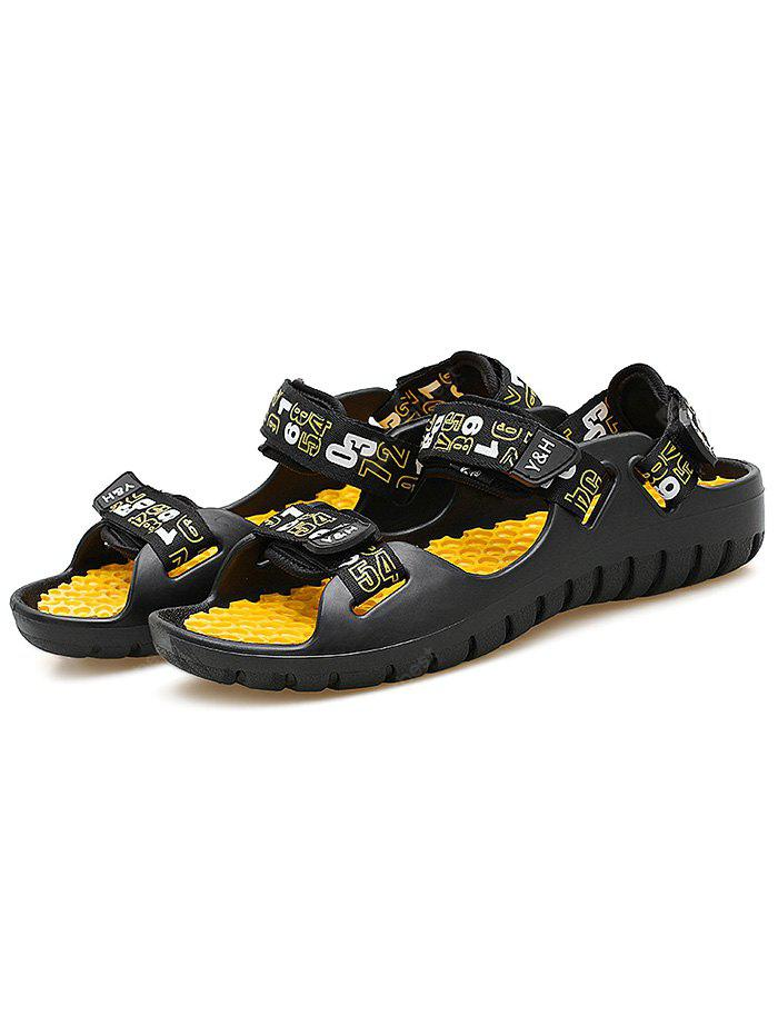 Men Beach Massage Sandals